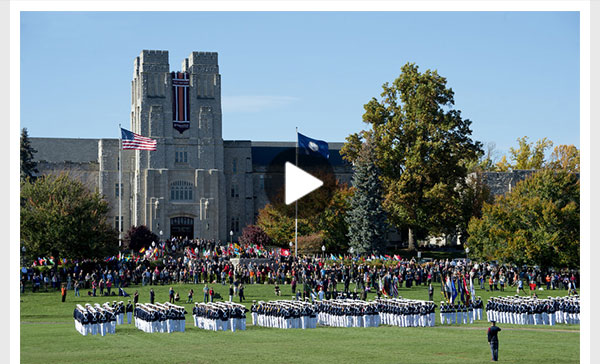 Video: Virginia Tech Year in Review
