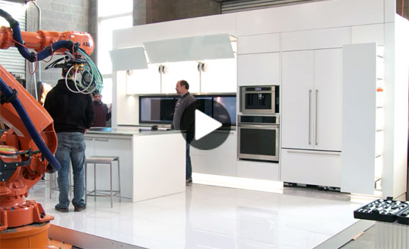 Video: The kitchen of the future