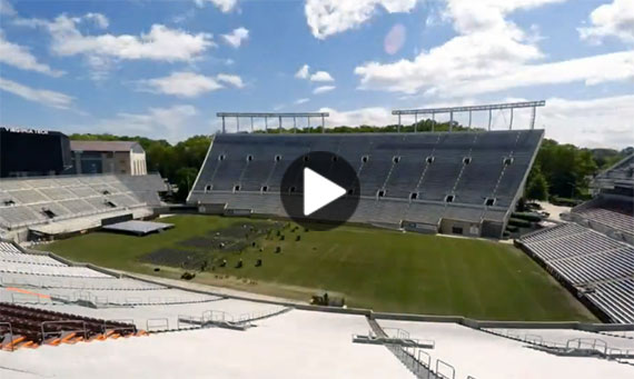 Video: Getting ready for commencement