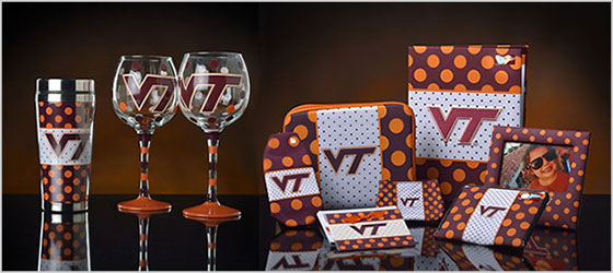 Update your contact information for a chance to win Virginia Tech merchandise